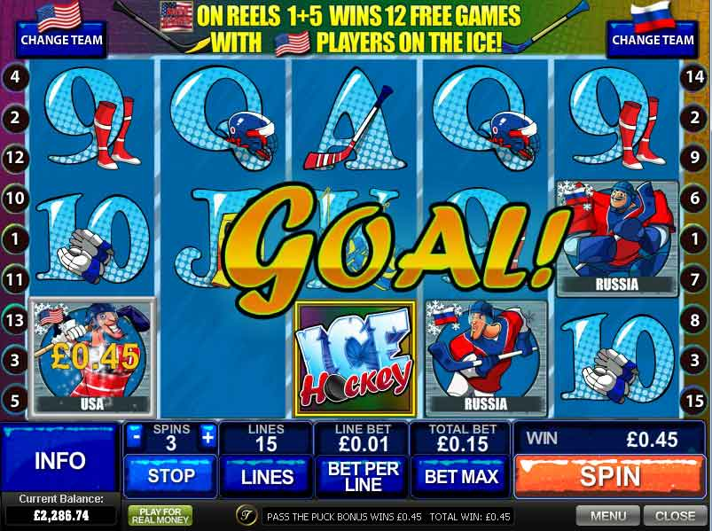 new playtech slot game