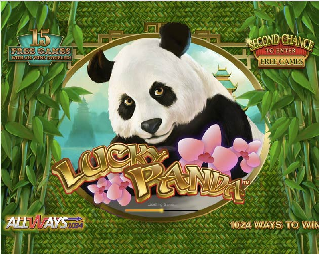 Lucky Panda Online Video Slot
