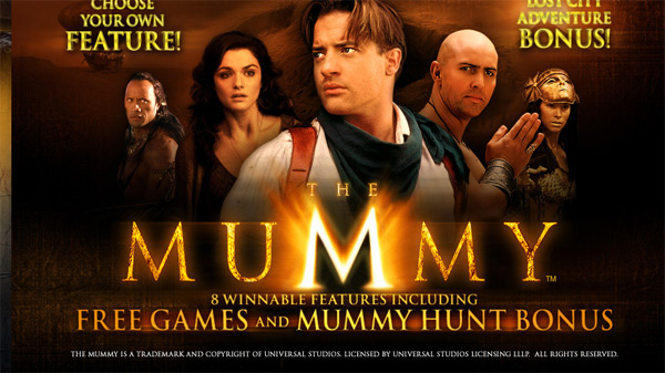 The Mummy Online Slots