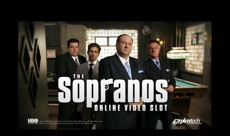The sopranos slots intro