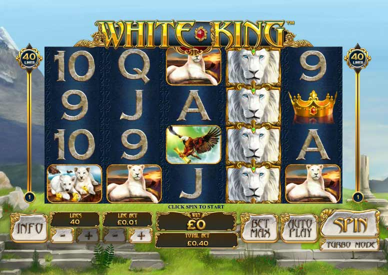 white kings free slots bonus