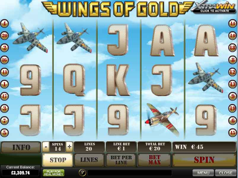 airplane themes online slots games
